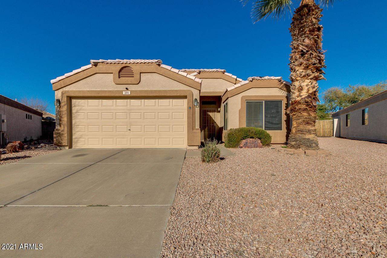 Photo of 1895 S SILVER Drive, Apache Junction, AZ 85120 (MLS # 6196772)