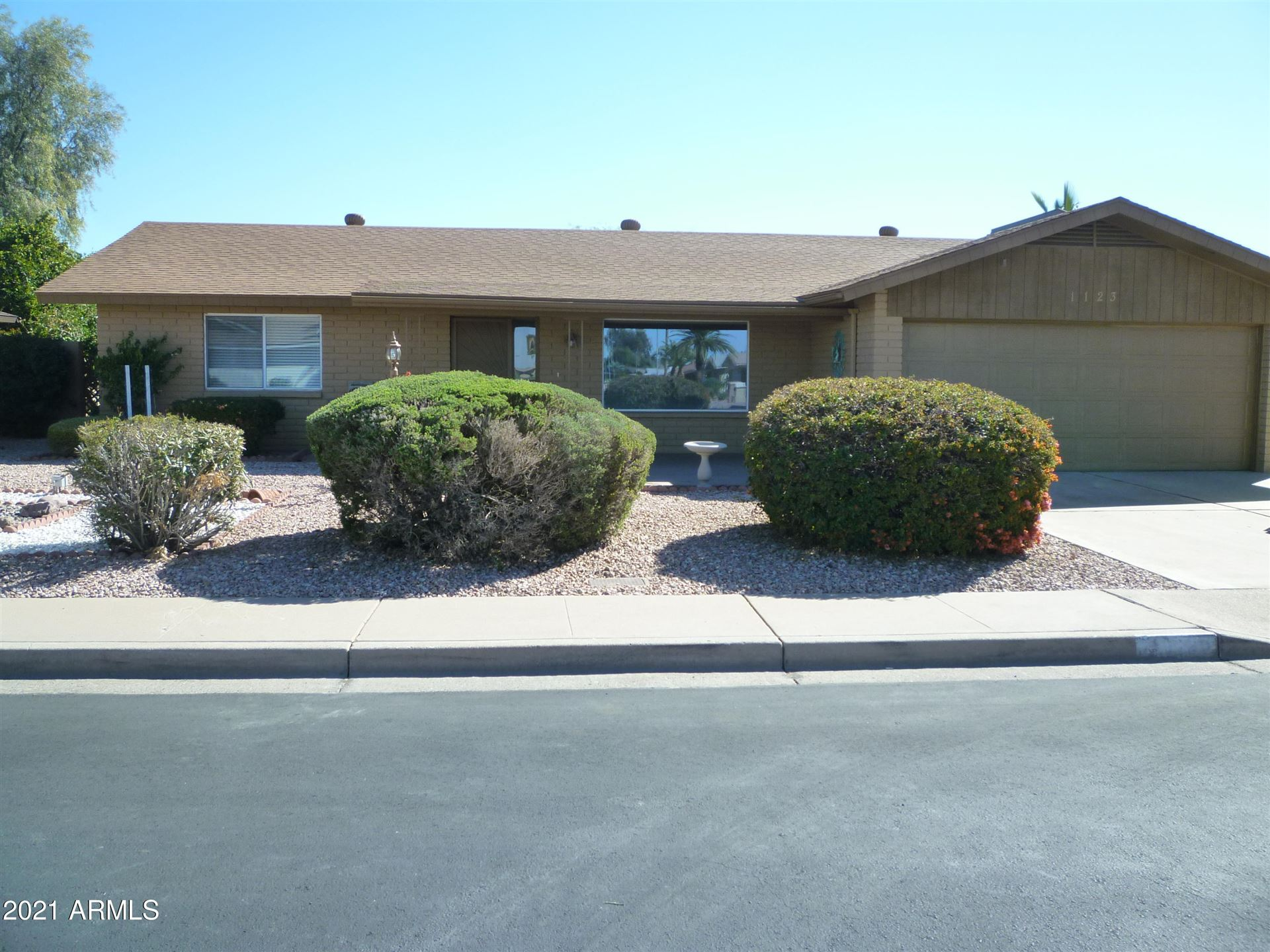 Photo of 1123 S ST PAUL --, Mesa, AZ 85206 (MLS # 6200772)