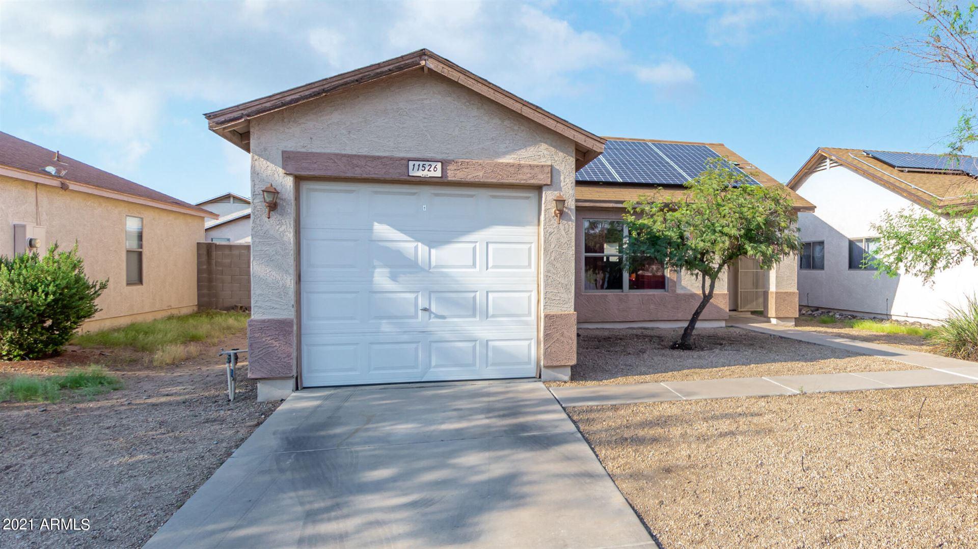 Photo of 11526 W LARKSPUR Road, El Mirage, AZ 85335 (MLS # 6290772)