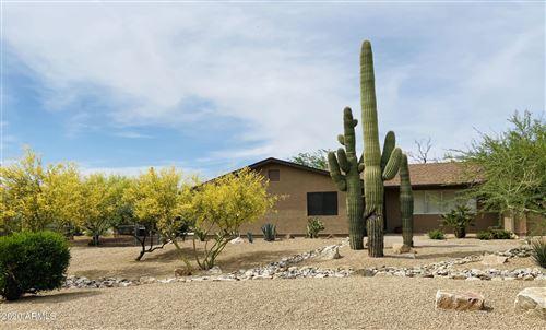Photo of 6348 E WILDCAT Drive, Cave Creek, AZ 85331 (MLS # 6175773)