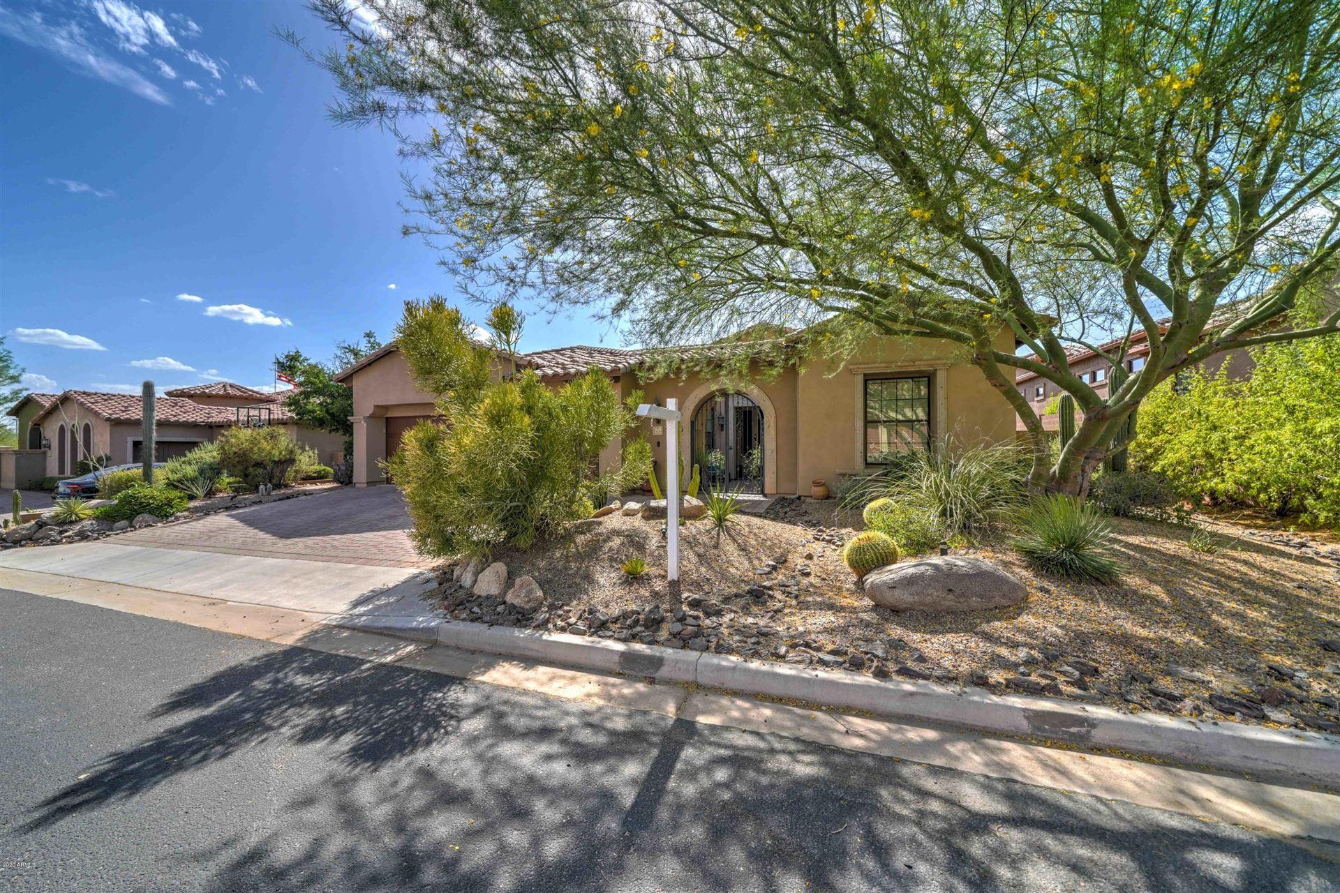 3606 N BOULDER CANYON Street, Mesa, AZ 85207 - #: 6099773