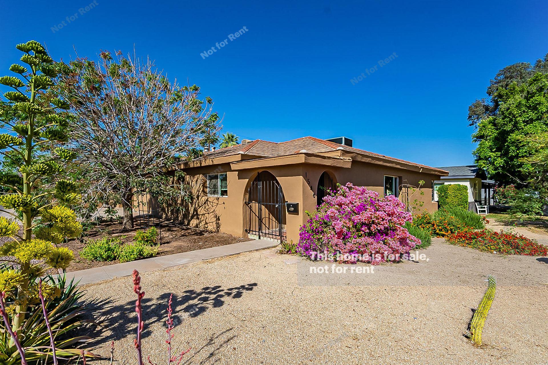 1546 W FAIRMOUNT Avenue, Phoenix, AZ 85015 - MLS#: 6220773
