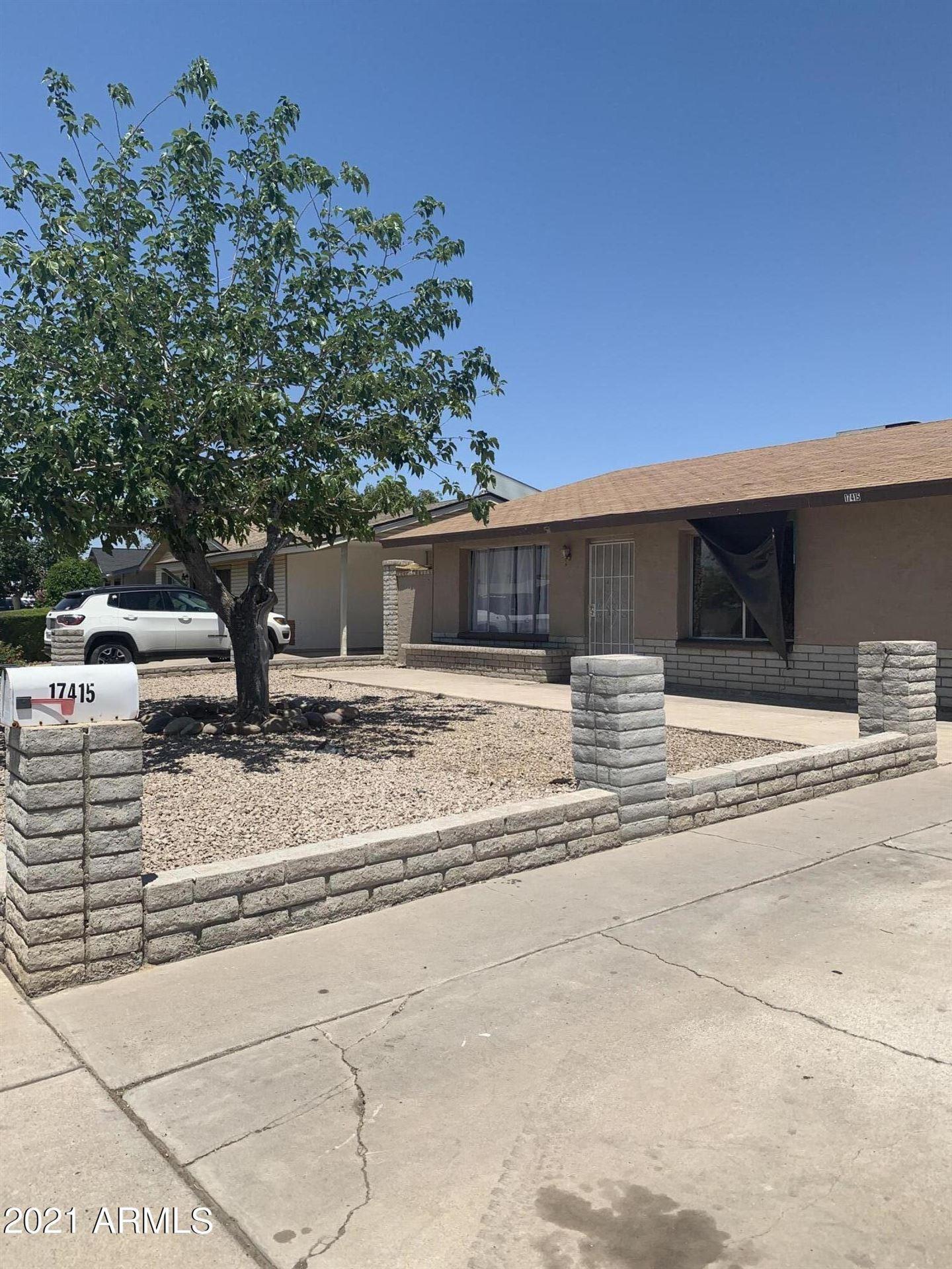 17415 N 14TH Avenue, Phoenix, AZ 85023 - MLS#: 6250773