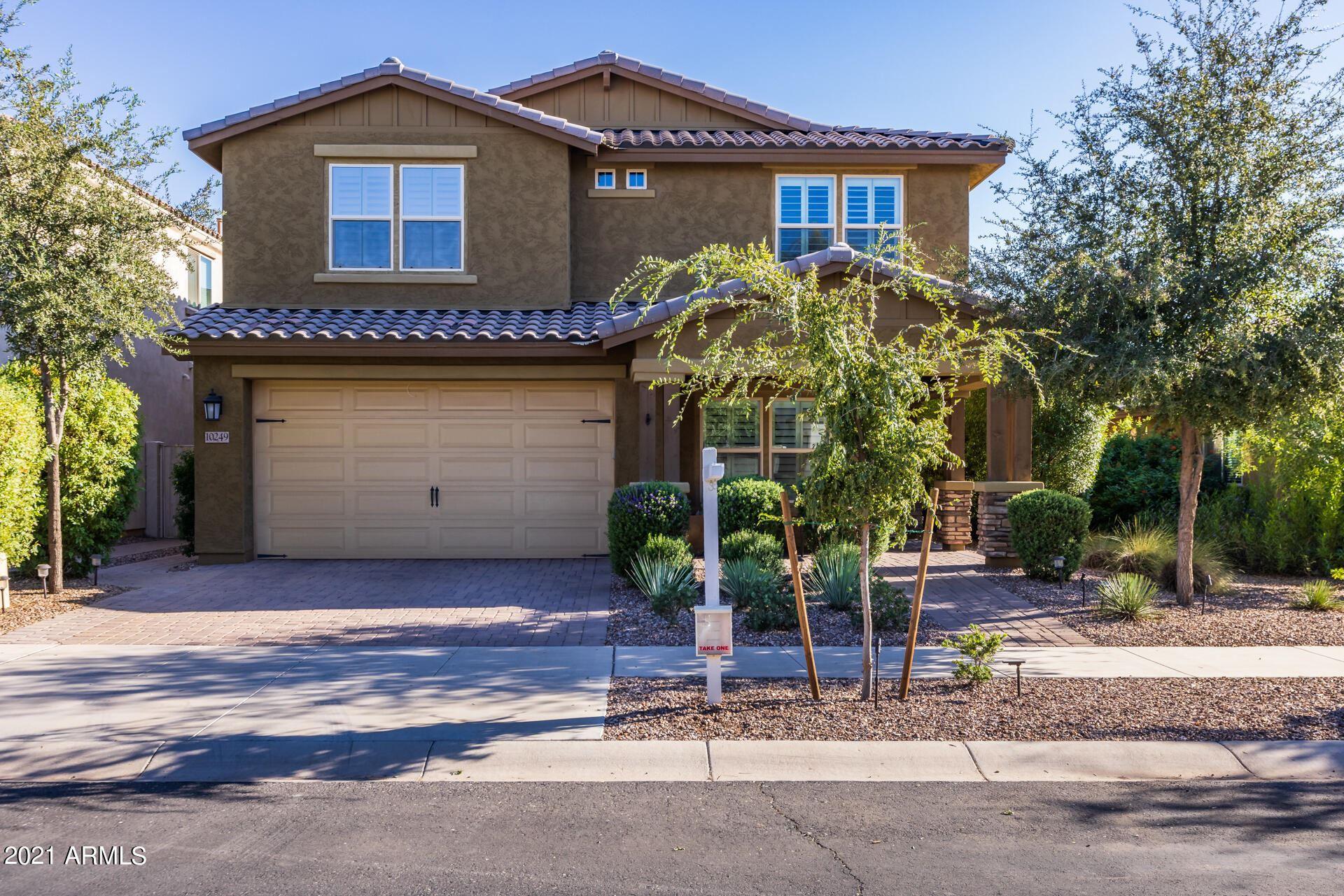 Photo of 10249 E KINETIC Drive, Mesa, AZ 85212 (MLS # 6307773)