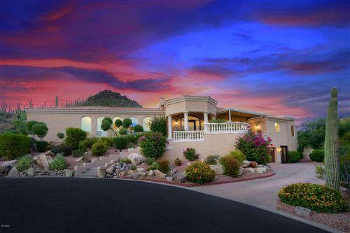 Photo of 11510 E BLACK ROCK Road, Scottsdale, AZ 85255 (MLS # 6131774)