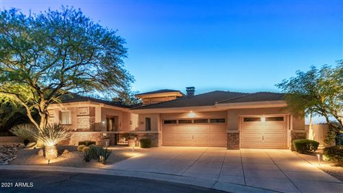 Photo of 11912 E CHRISTOPHER Lane, Scottsdale, AZ 85255 (MLS # 6226774)