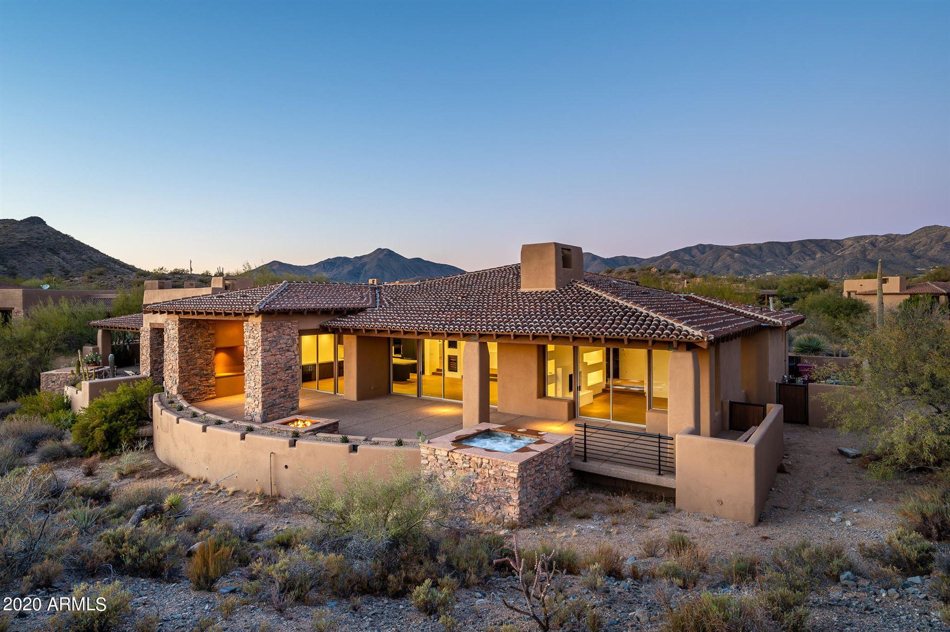 9933 E LOOKOUT MOUNTAIN Drive, Scottsdale, AZ 85262 - #: 6173774