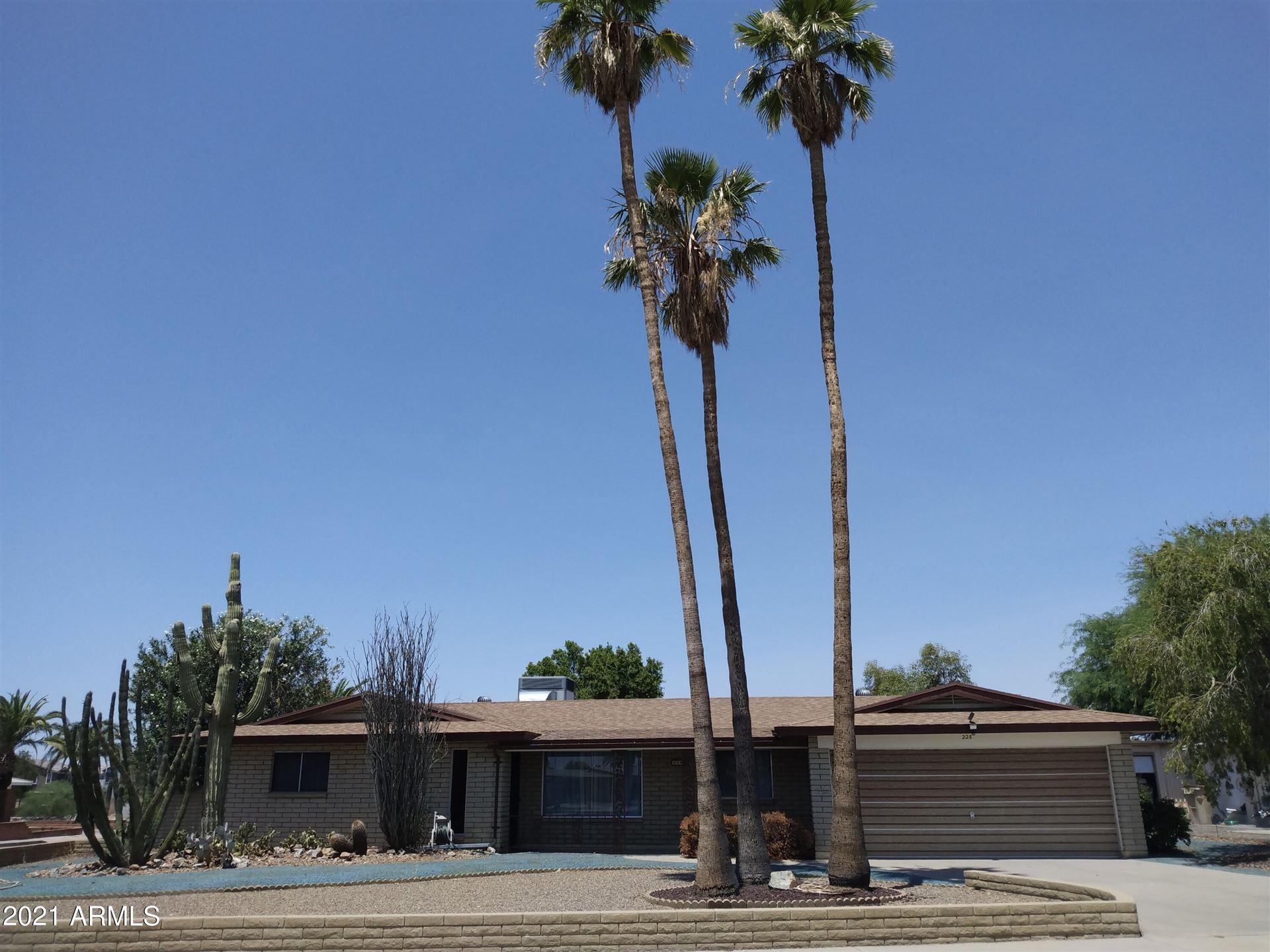 228 N 58TH Place, Mesa, AZ 85205 - MLS#: 6259774