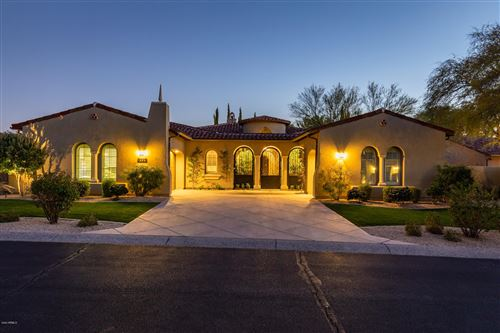 Photo of 8245 E WINGSPAN Way, Scottsdale, AZ 85255 (MLS # 6029775)
