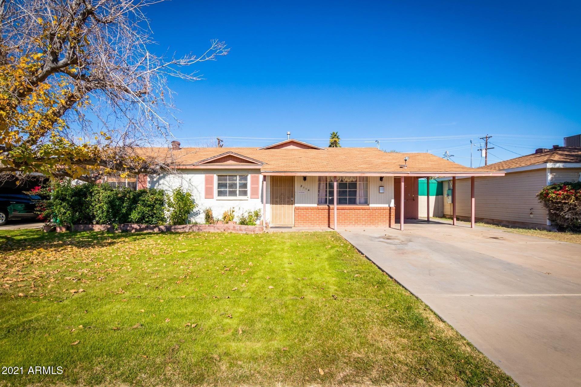 2114 W 1ST Place, Mesa, AZ 85201 - #: 6180775