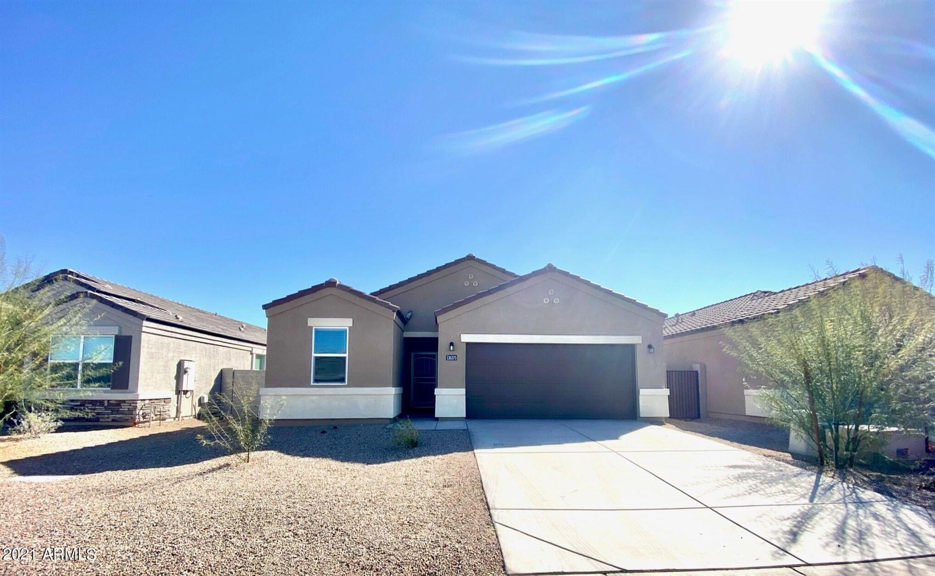 Photo of 36375 W PICASSO Street, Maricopa, AZ 85138 (MLS # 6201775)