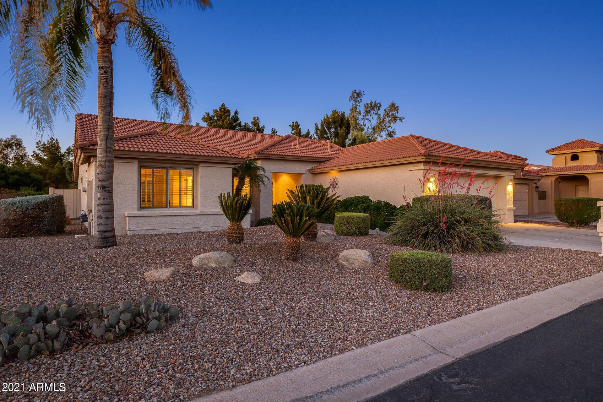 Photo of 10046 E COPPER Drive, Sun Lakes, AZ 85248 (MLS # 6230775)