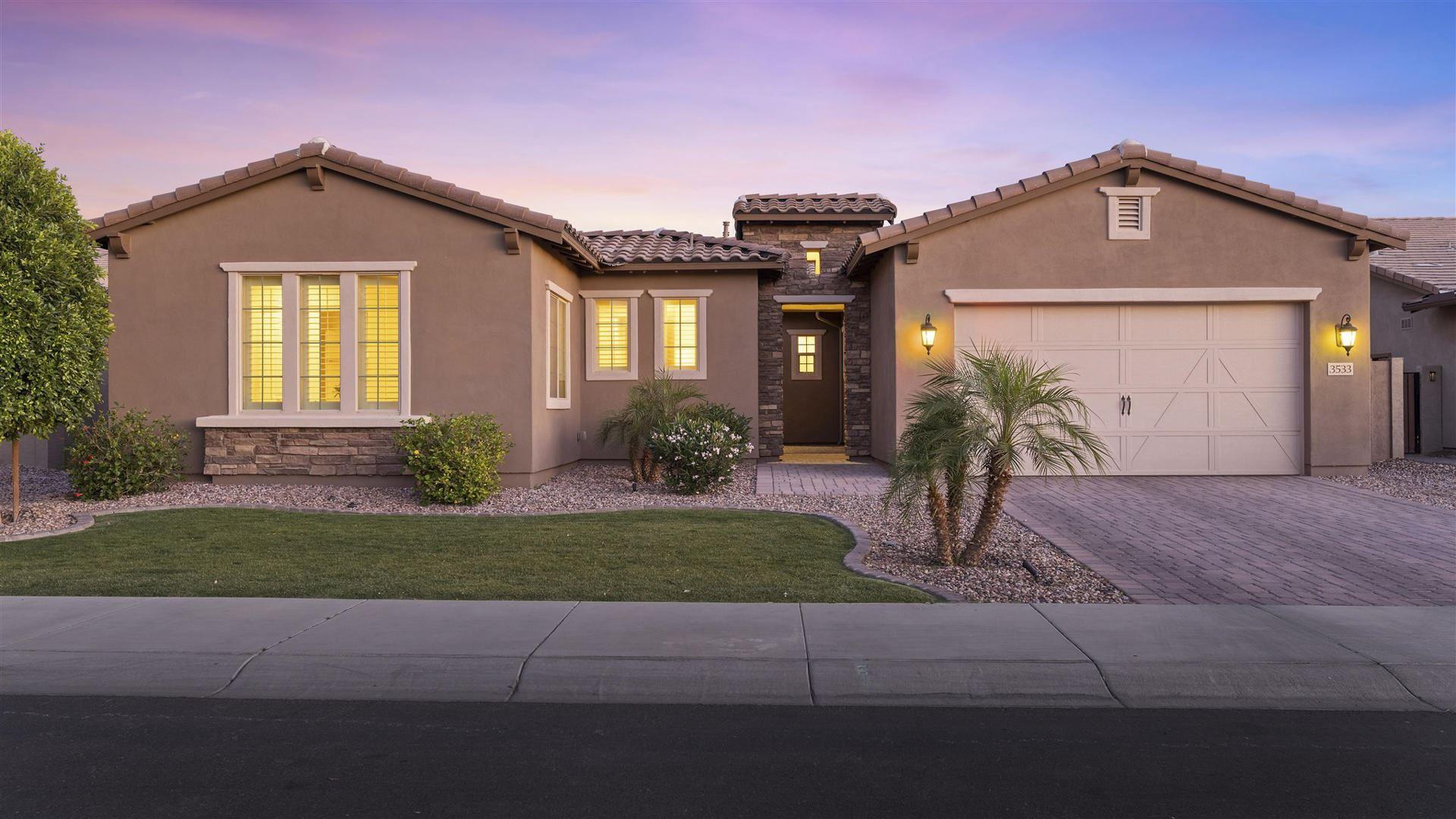 Photo of 3533 E PENEDES Drive, Gilbert, AZ 85298 (MLS # 6231777)
