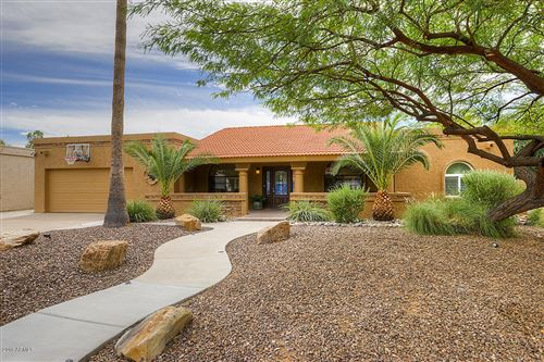 Photo of 8437 E QUARTERHORSE Trail, Scottsdale, AZ 85258 (MLS # 5505778)