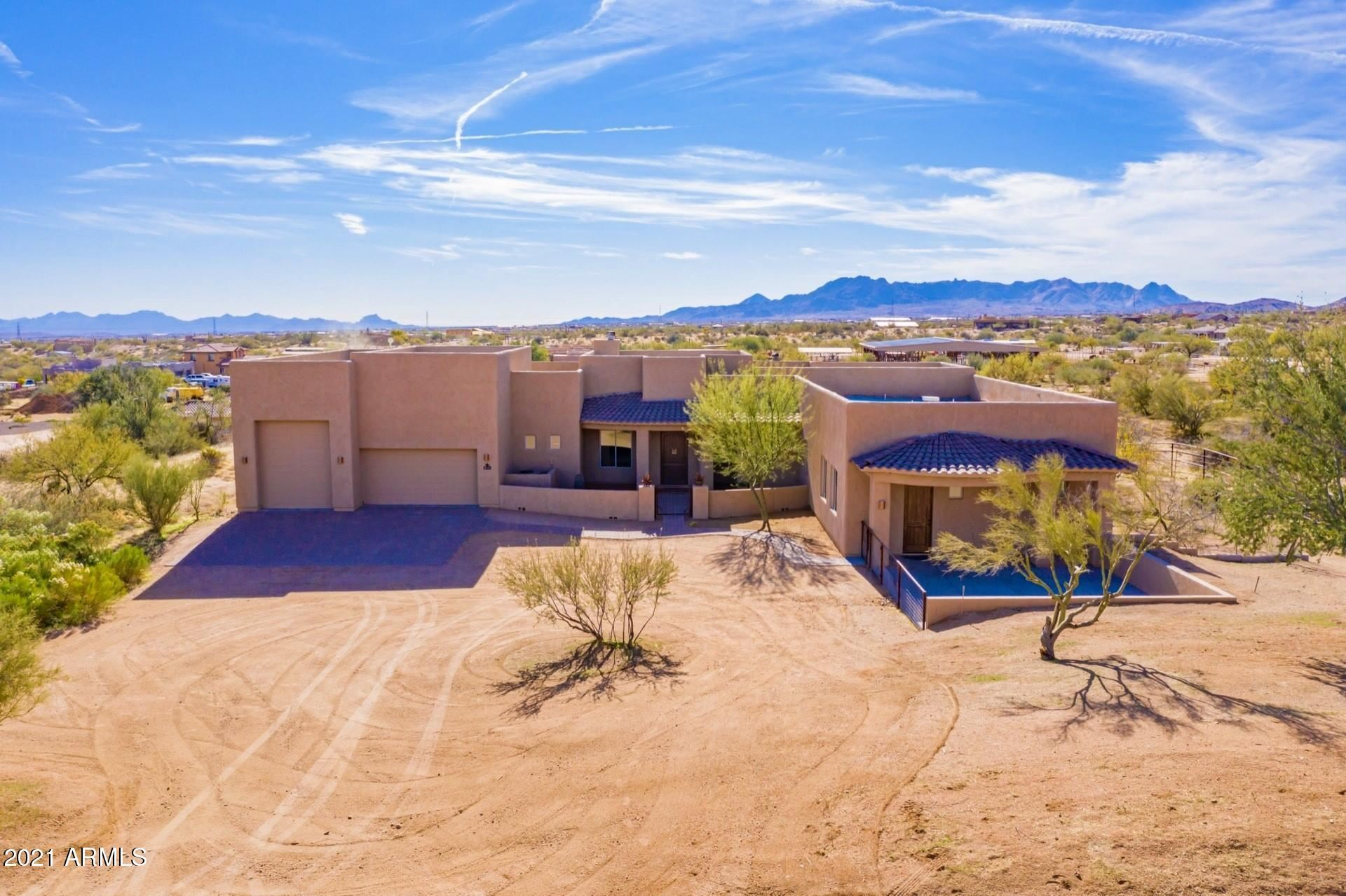 Photo for 13935 E SMOKEHOUSE Trail, Scottsdale, AZ 85262 (MLS # 6179778)