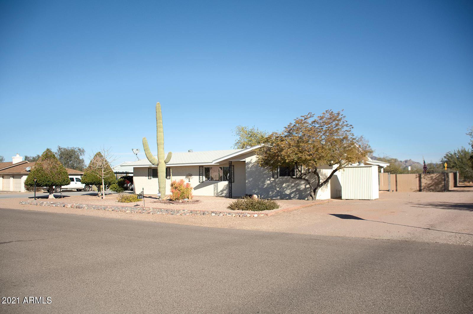 Photo of 370 E 12TH Avenue, Apache Junction, AZ 85119 (MLS # 6200778)