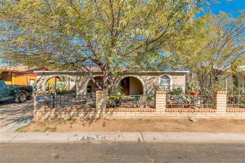 Photo of 3742 W TAMARISK Street, Phoenix, AZ 85041 (MLS # 6099779)