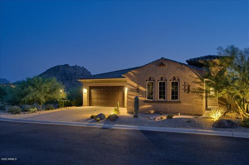 Photo of 10997 E BUCKHORN Drive, Scottsdale, AZ 85262 (MLS # 6134779)