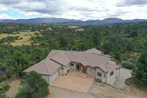 Photo of 17542 S PINON Lane, Peeples Valley, AZ 86332 (MLS # 5960780)