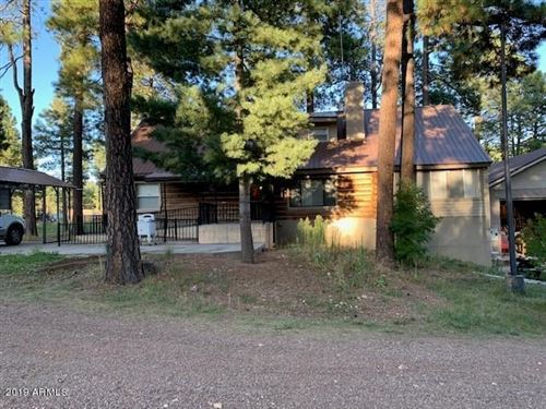 Photo of 1455 LITTLE PINE Trail, Forest Lakes, AZ 85931 (MLS # 6050780)
