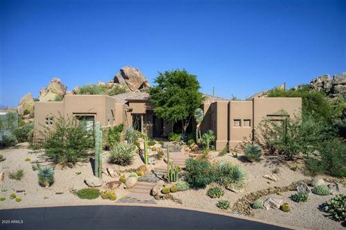 Photo of 26221 N 114TH Street, Scottsdale, AZ 85255 (MLS # 6125780)