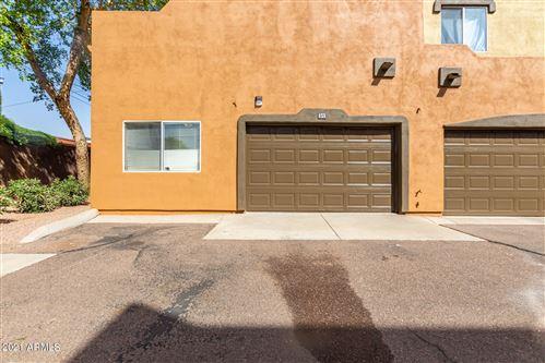 Photo of 1718 W COLTER Street #153, Phoenix, AZ 85015 (MLS # 6308780)