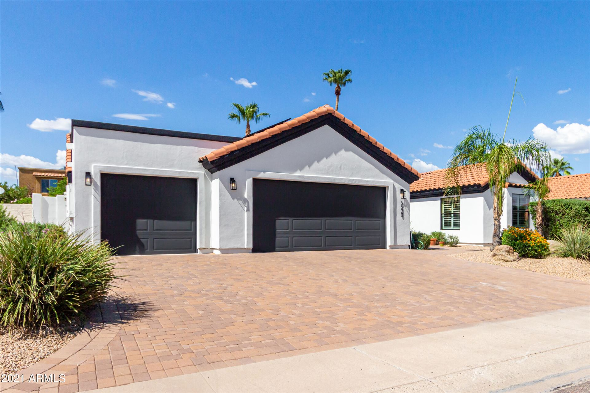Photo of 5620 E LE MARCHE Avenue, Scottsdale, AZ 85254 (MLS # 6269780)