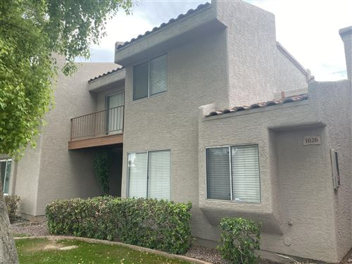 Photo of 2834 S EXTENSION Road #1026, Mesa, AZ 85210 (MLS # 6151781)