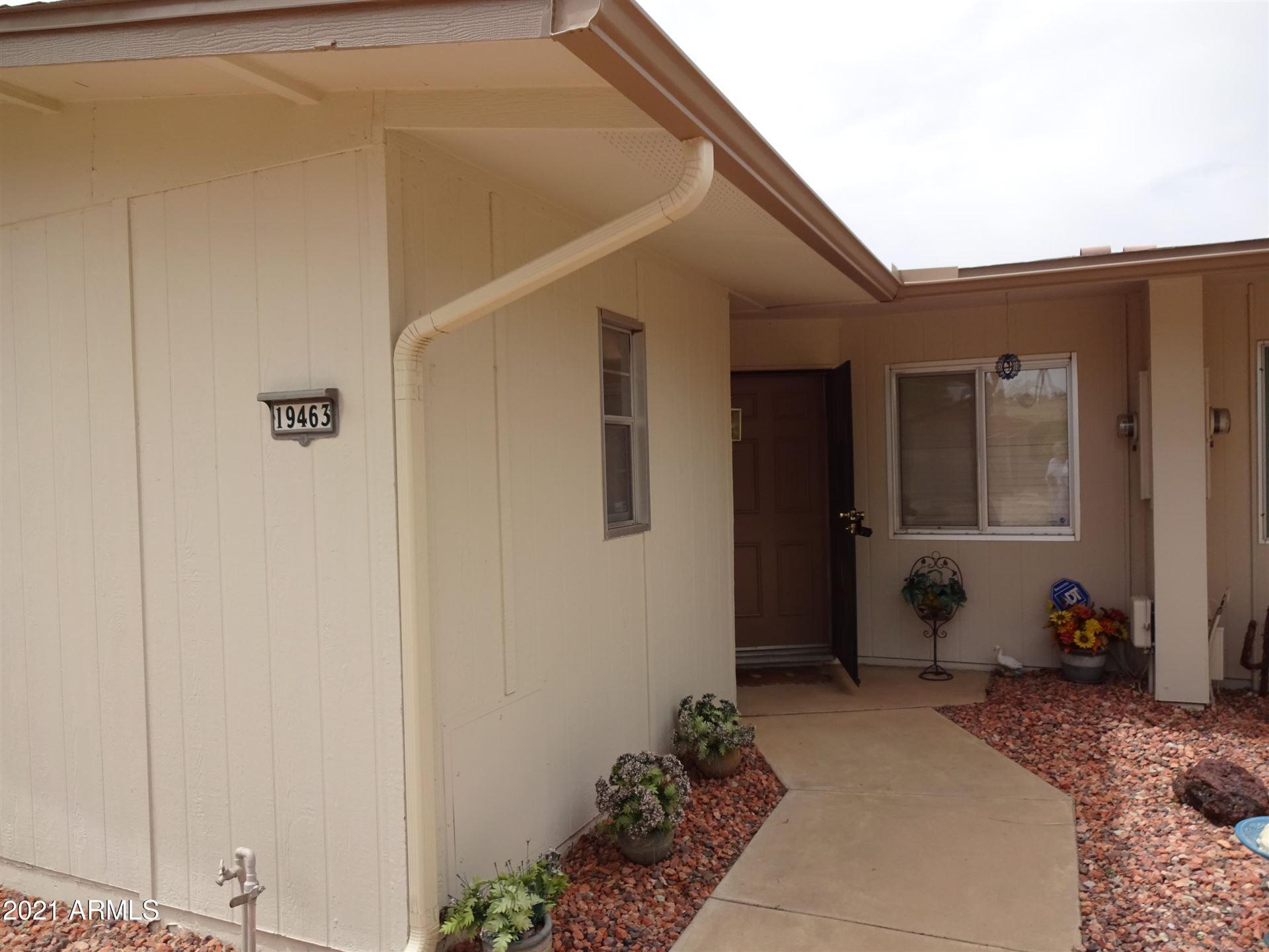 Photo of 19463 N STAR RIDGE Drive, Sun City West, AZ 85375 (MLS # 6266782)
