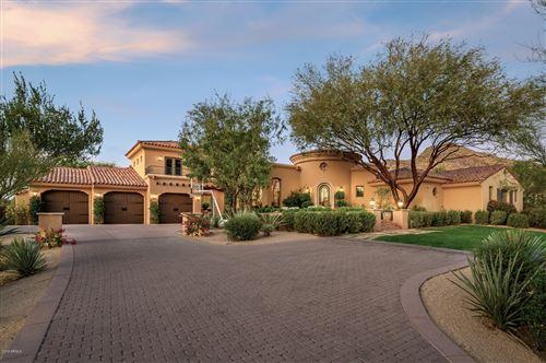Photo of 9820 E THOMPSON PEAK Parkway #716, Scottsdale, AZ 85255 (MLS # 6267783)