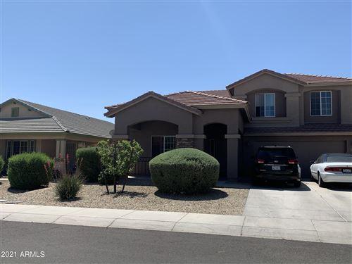 Photo of 18545 W VOGEL Avenue, Waddell, AZ 85355 (MLS # 6269784)