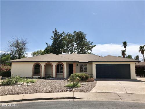Photo of 861 W KNOWLES Circle, Mesa, AZ 85210 (MLS # 6271784)