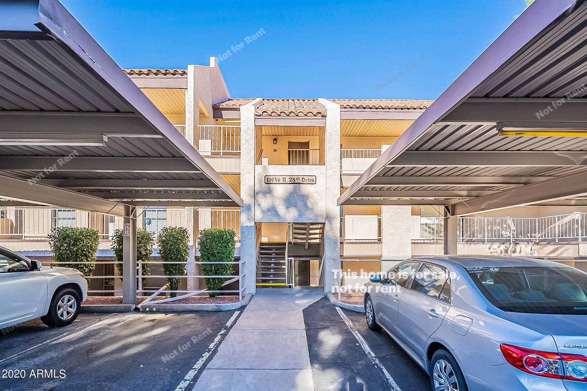 11046 N 28TH Drive #242, Phoenix, AZ 85029 - MLS#: 6169784