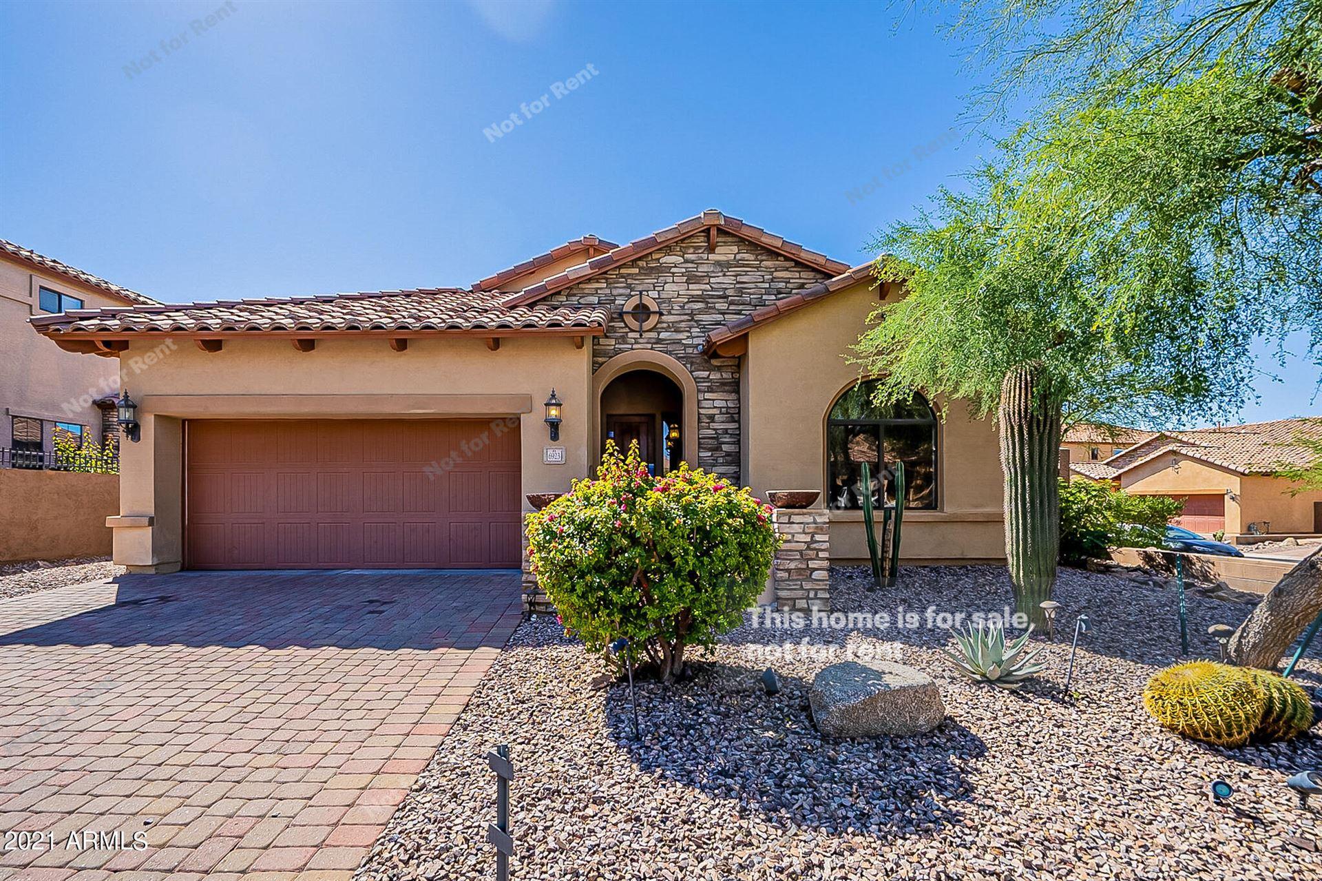 Photo of 6923 E SNOWDON Street, Mesa, AZ 85207 (MLS # 6307784)