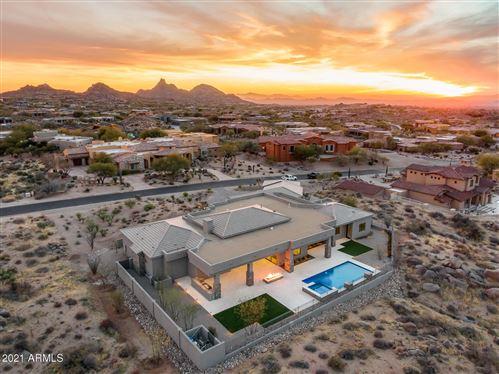 Photo of 10694 E TROON NORTH Drive, Scottsdale, AZ 85262 (MLS # 6165785)