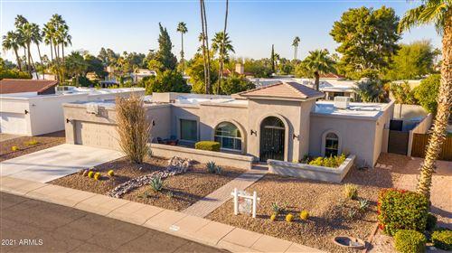 Tiny photo for 8326 E SAN ROSENDO Drive, Scottsdale, AZ 85258 (MLS # 6176785)
