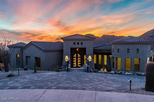 Photo of 12544 N Red Sky Court, Fountain Hills, AZ 85268 (MLS # 6256785)
