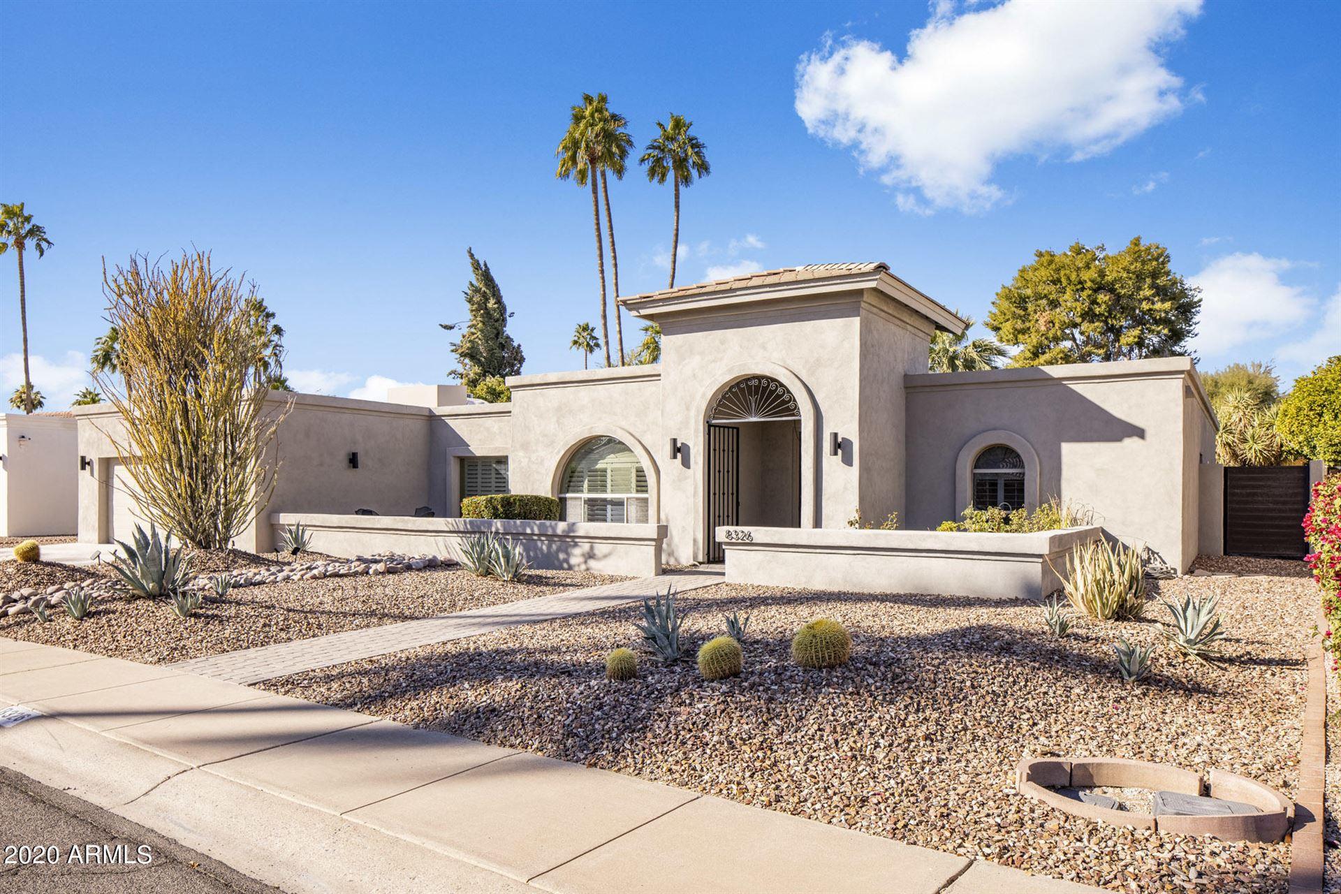 Photo for 8326 E SAN ROSENDO Drive, Scottsdale, AZ 85258 (MLS # 6176785)