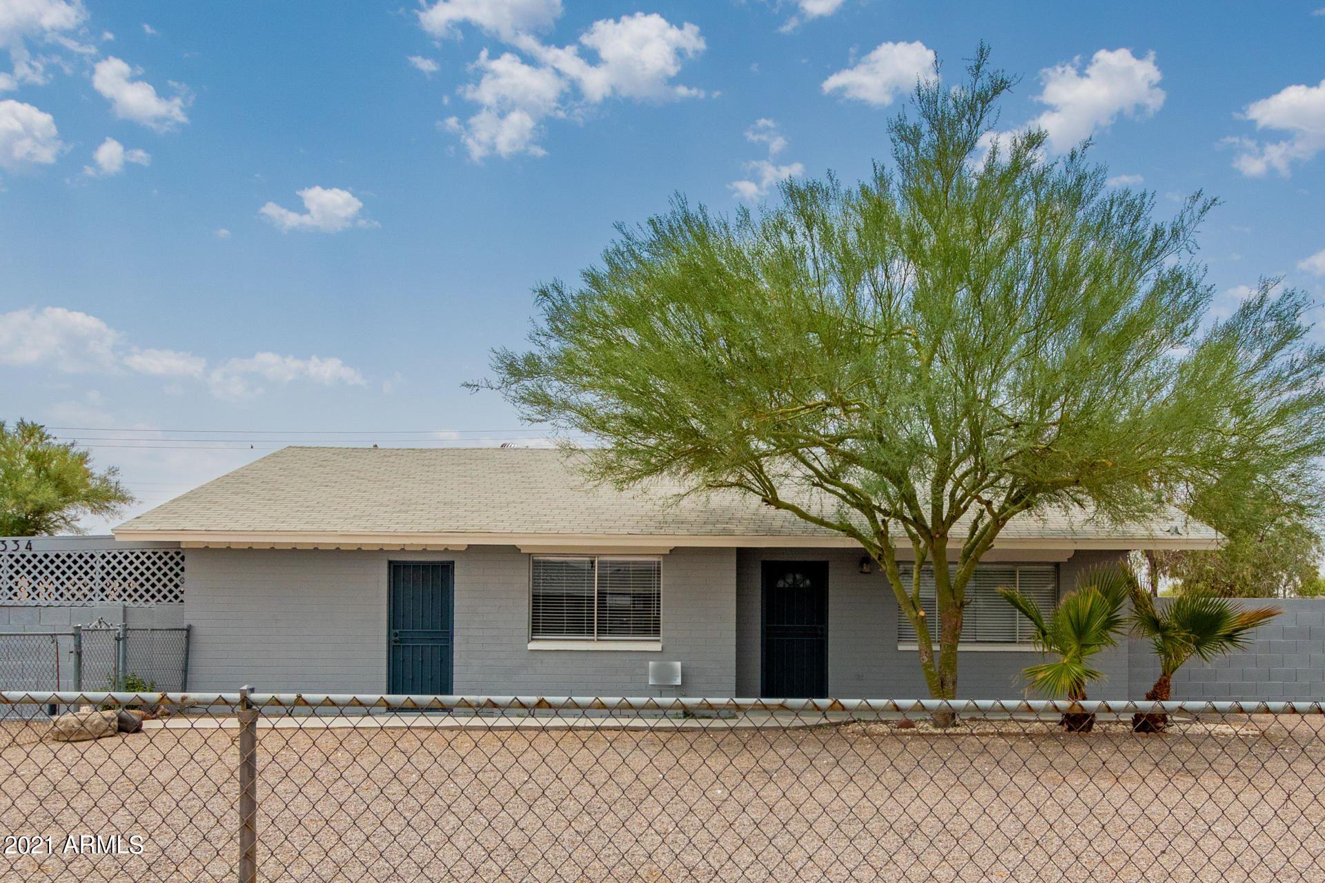 334 S PALO VERDE Drive, Apache Junction, AZ 85120 - #: 6268785