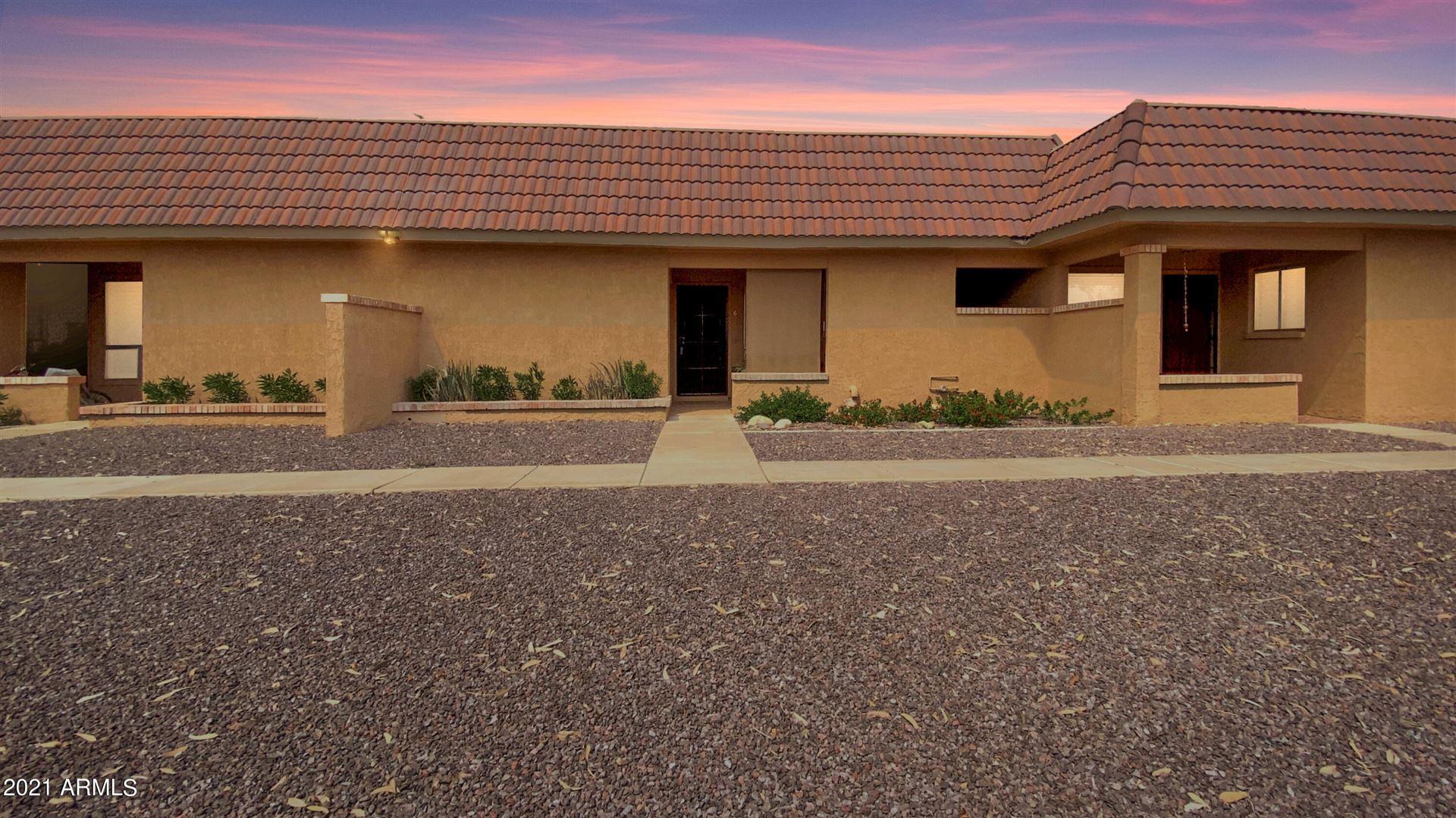 Photo of 501 W PONTIAC Drive #6, Phoenix, AZ 85027 (MLS # 6268786)