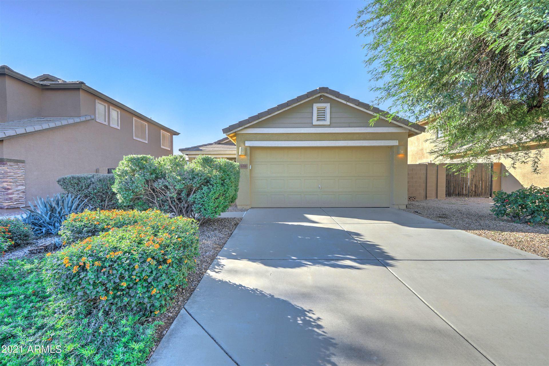 Photo of 1659 W PROSPECTOR Way, Queen Creek, AZ 85142 (MLS # 6306786)