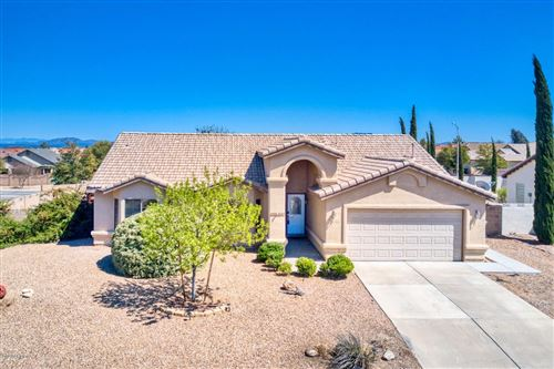 Photo of 2449 San Ysidro Drive, Sierra Vista, AZ 85635 (MLS # 6055787)