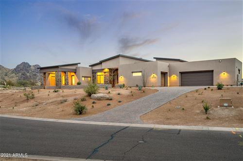 Photo of 24580 N 124TH Street, Scottsdale, AZ 85255 (MLS # 6093787)