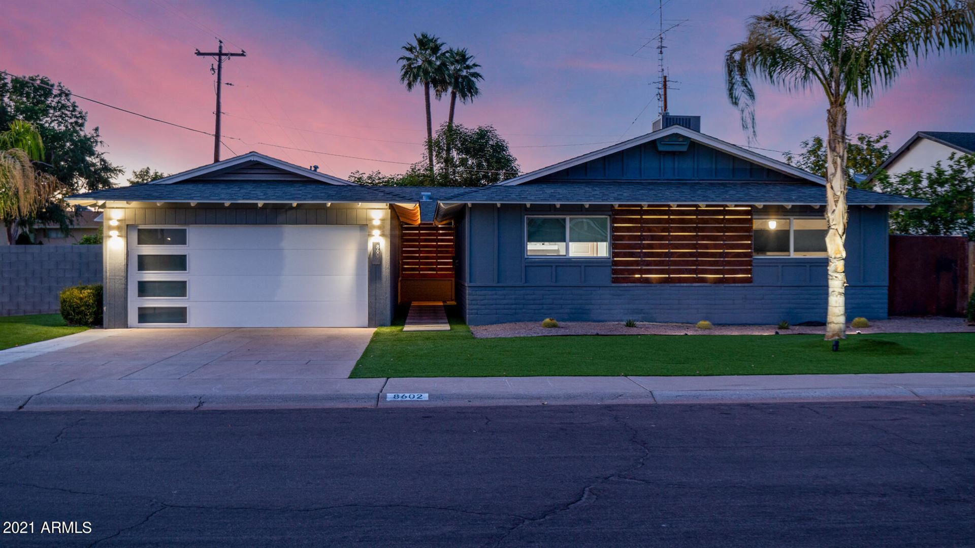 8602 E Palo Verde Drive, Scottsdale, AZ 85250 - #: 6234787