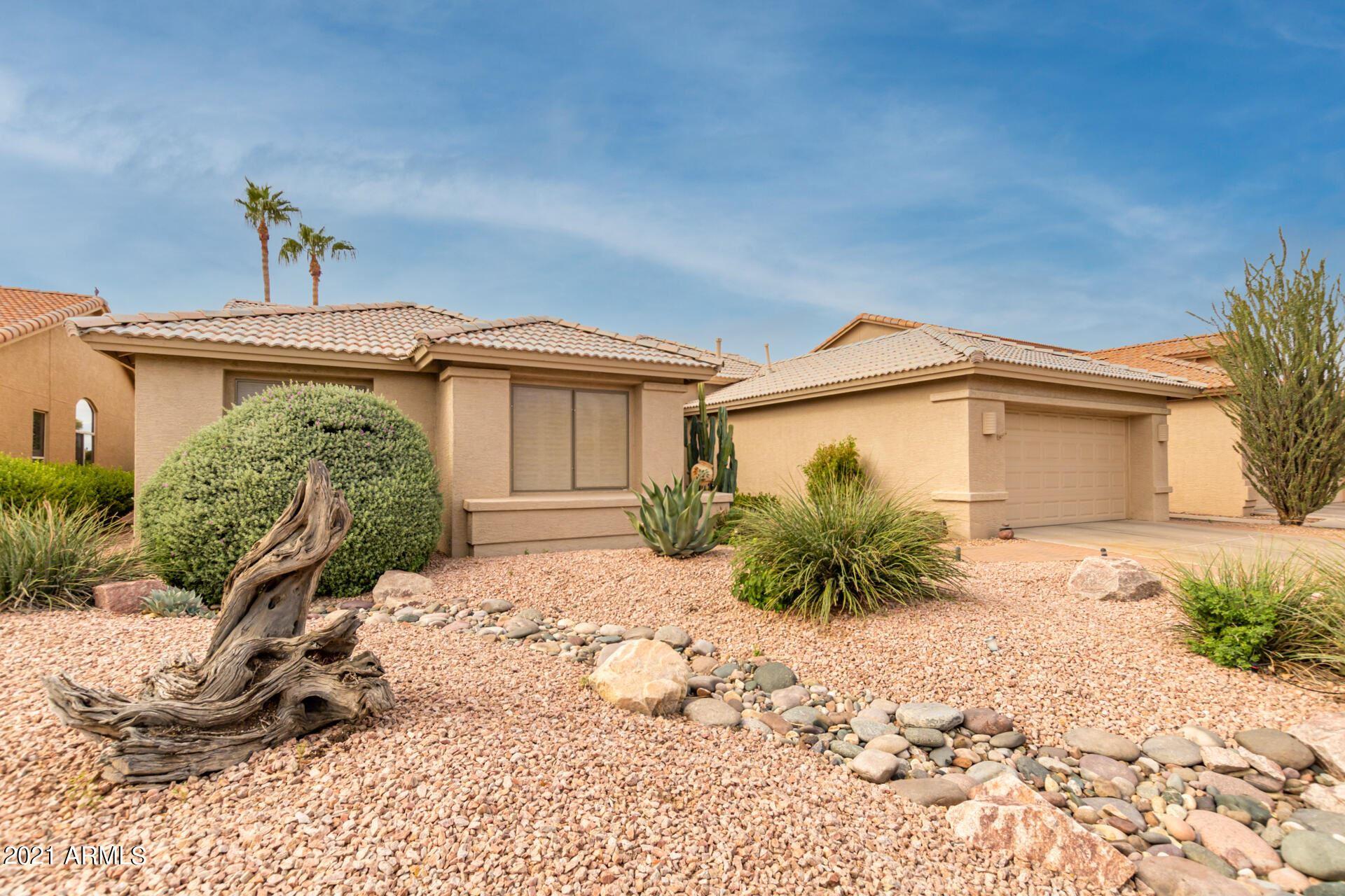 Photo of 24430 S PARKSIDE Drive, Sun Lakes, AZ 85248 (MLS # 6307787)