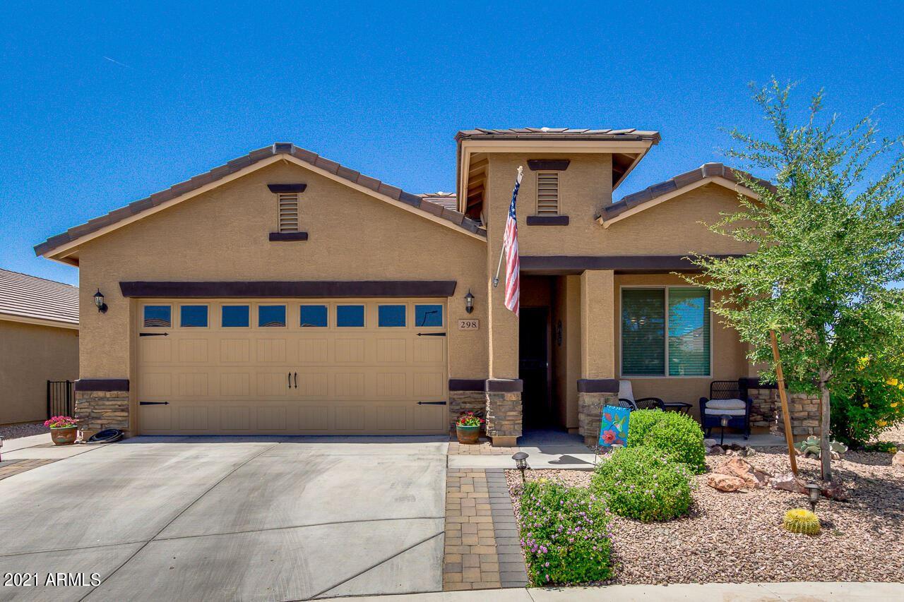 298 S 224TH Drive, Buckeye, AZ 85326 - MLS#: 6237789