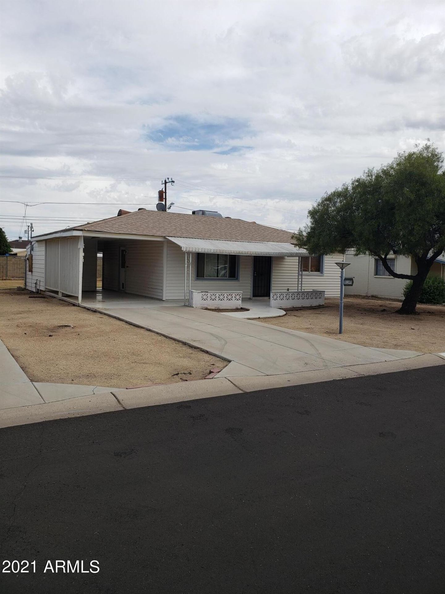 Photo of 11391 N 113TH Avenue, Youngtown, AZ 85363 (MLS # 6303789)