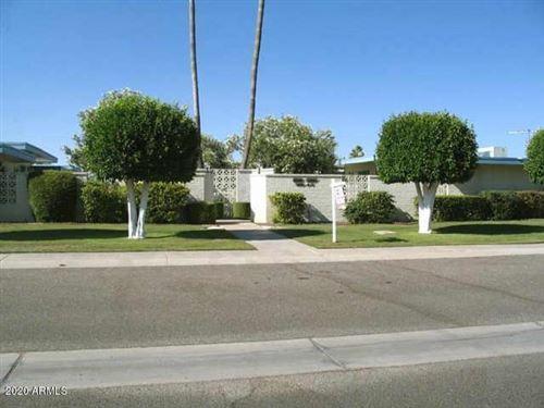 Photo of 9950 W ROYAL OAK Road W #Q, Sun City, AZ 85351 (MLS # 6134790)