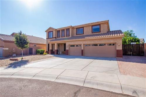Photo of 21728 N 91ST Lane, Peoria, AZ 85382 (MLS # 6150791)