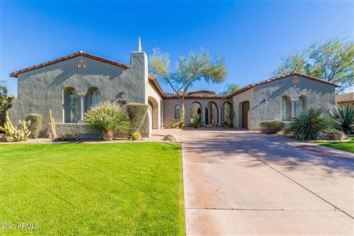 Photo of 9183 E MOUNTAIN SPRING Road, Scottsdale, AZ 85255 (MLS # 6169791)